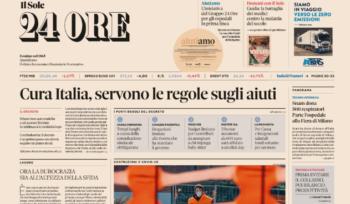 decreto cura italia ammortizzatori sociali