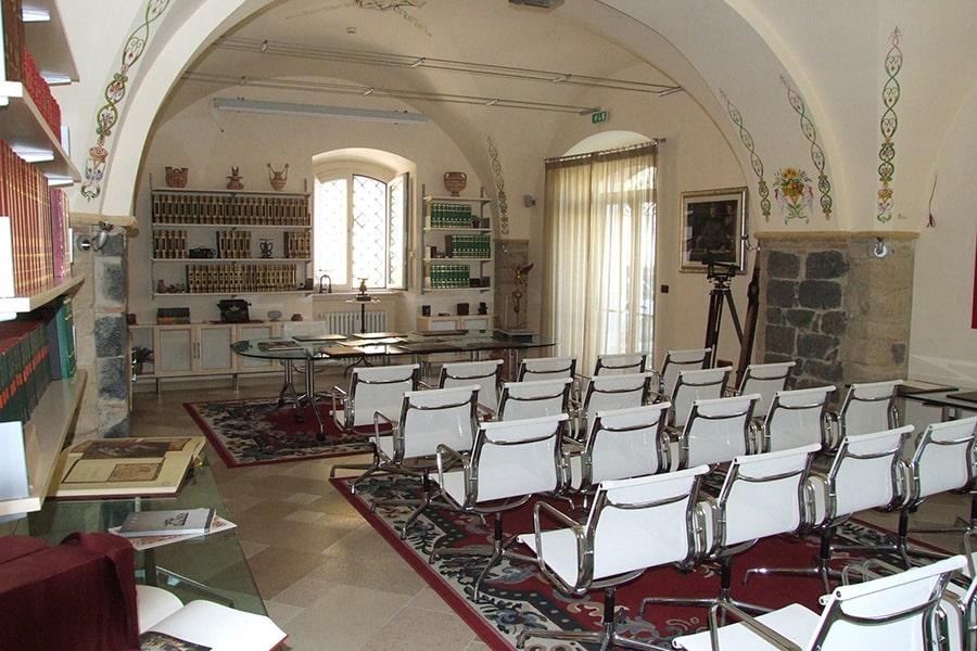 Sala conferenze Studio Moccia Melfi